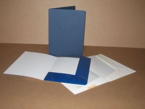 Document holders made by special order