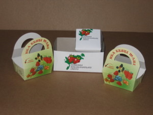 Boxes for berries