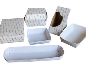 All takeaway boxes