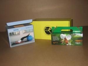 Подарочные коробки с печатью