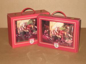 Подарочные коробки для мясной промышленности