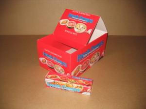 Maistinės plėvelės transportavimo pakuotė